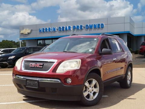 Used 2011 GMC Acadia FWD 4dr SLE