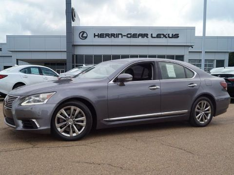 Used 2016 Lexus LS 460 4dr Sdn AWD