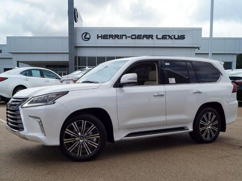 2020 Lexus LX 570 LX 570 Three Row 4WD
